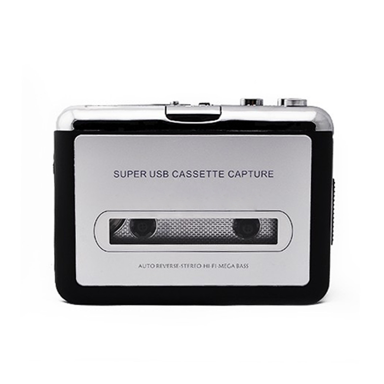 USB Cassette Tape Converter Converter Music Player Audio Capture Platform for PC MP3(China (Mainland))
