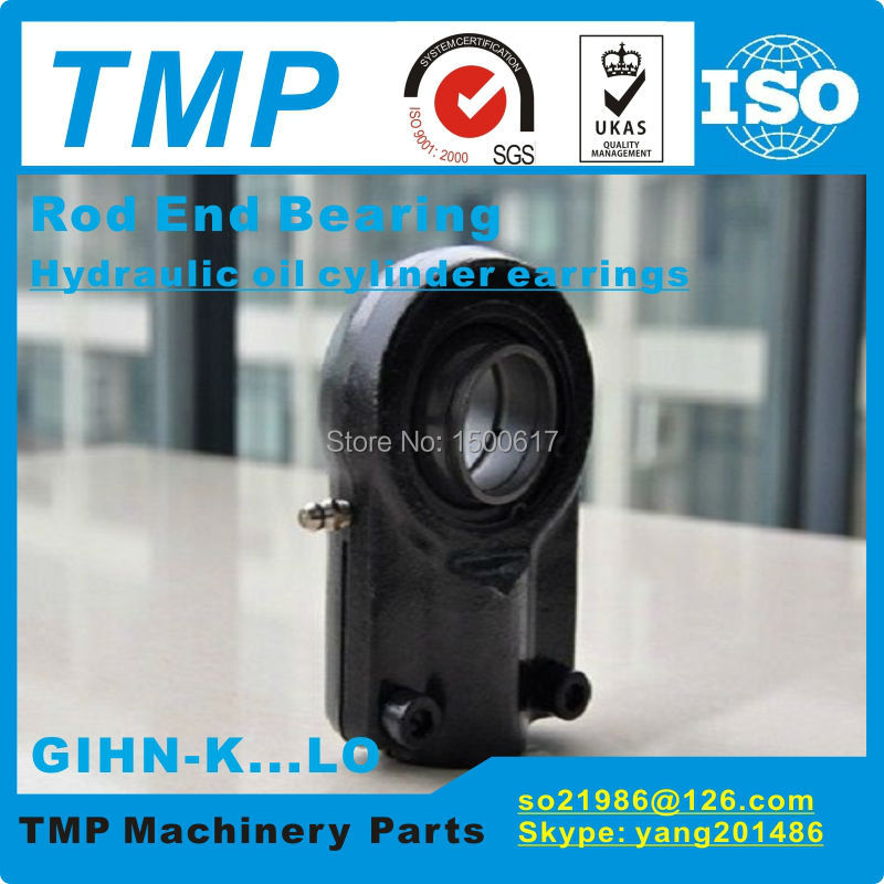 GIHN-K40LO(SIQG40ES) Hydraulic oil cylinder earrings Rod End Bearing (ID=40mm) Maintenance required/Female thread(China (Mainland))