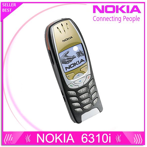 6310i Hotsale Classic Original Nokia 6310i Mobile phone One year warranty free shipping(China (Mainland))