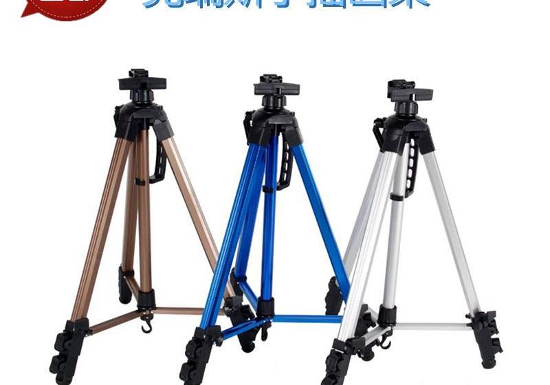 Small hand- colored grams retractable folding easel Sketch display ad<br><br>Aliexpress