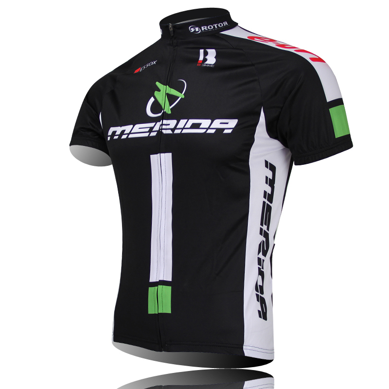 Гаджет  2015 Green Merida Cycling clothing /bike sport bicycle road Cycling jersey short sleeve/ Cycling wear/Breathable/quick dry None Спорт и развлечения