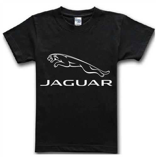 2015 summer famous auto brand jaguar T Shirt cotton fashion t-shirt man top tee casual man short sleeve plus size(China (Mainland))