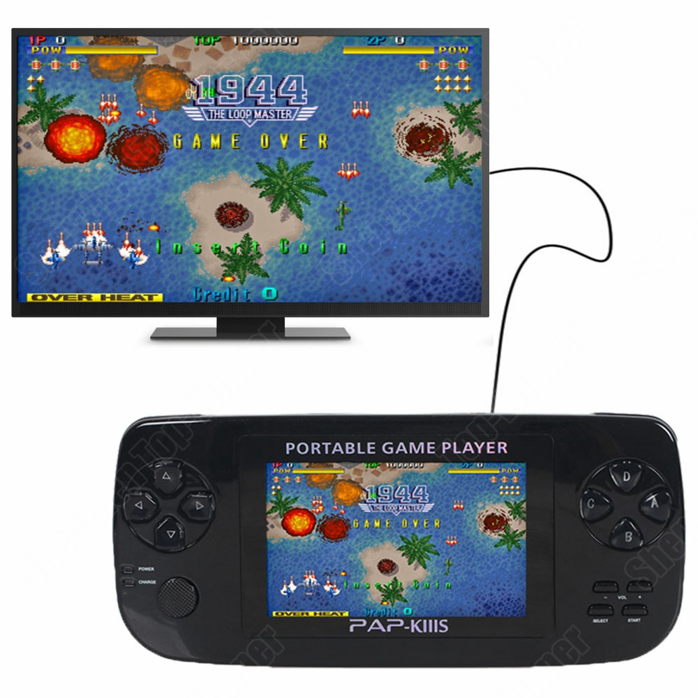 Hot Sale HD Dual Dore game consoles player Home TV game Video console 3.5 Inch Display Built-in 600 Games Support MP3/MP4/Camera(China (Mainland))
