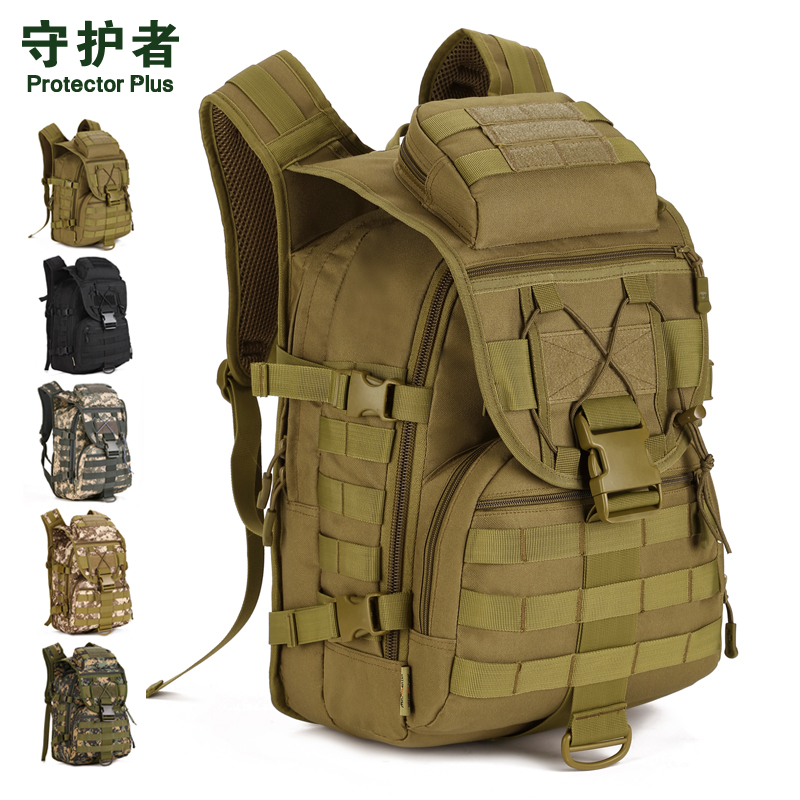 Outdoor mountaineering bag x7 tactical travel backpack assault sport men's laptop - DEFOE 5 Outdoors store
