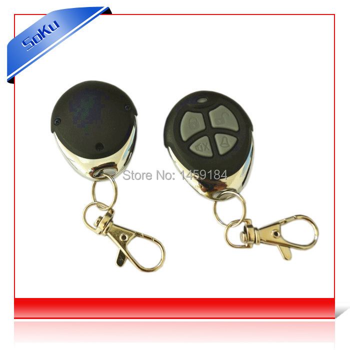 litter metal stype remote key for NEW positron car alarm system with computer code 12F519IMS chip, 433.92MHz(China (Mainland))