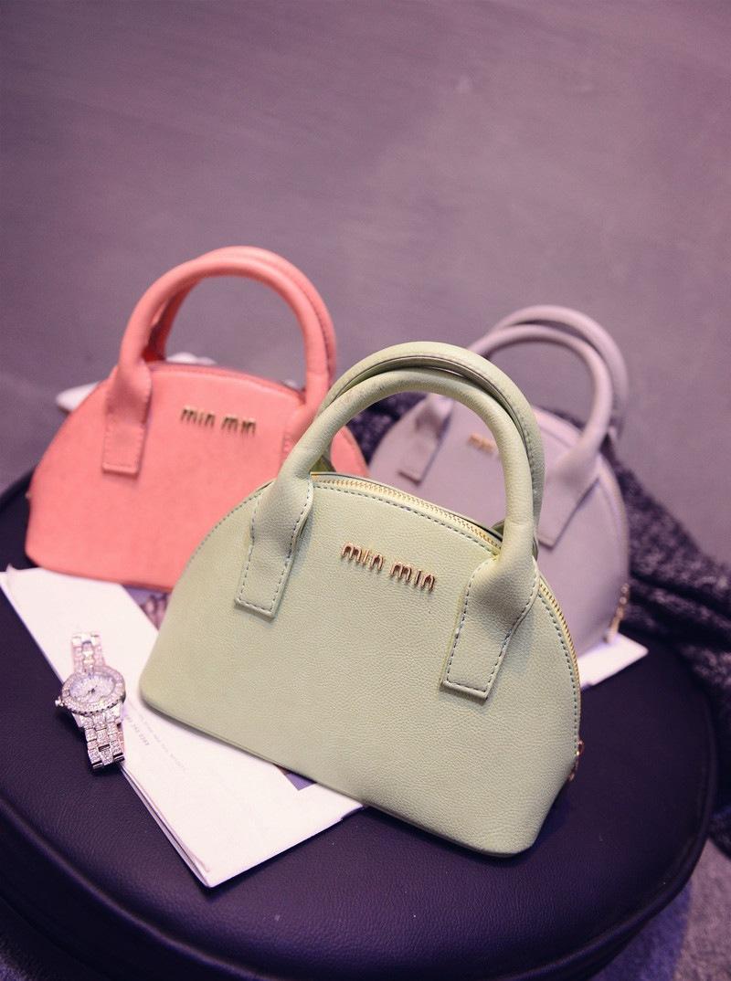 2015 summer new Korean fashion candy sweet heart crossbody shell bag woman designer inspired bolsas victor hugo tote handbag(China (Mainland))