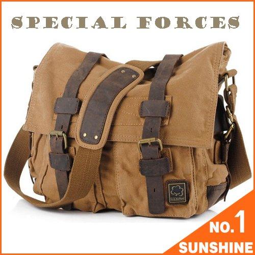 Army Messenger Shoulder Bag – Shoulder Travel Bag