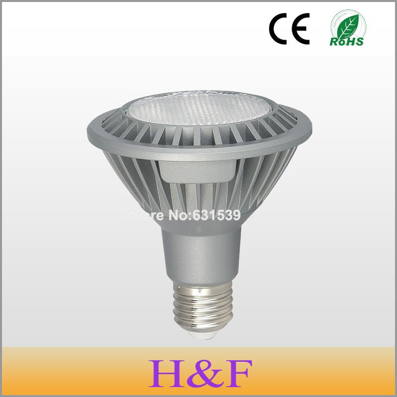 Free Shipping LED lamp E27 6W AC110-240v PAR20 cool/warm white LED spotlight LED light energy saving bulb lamba ampul Refletor<br><br>Aliexpress