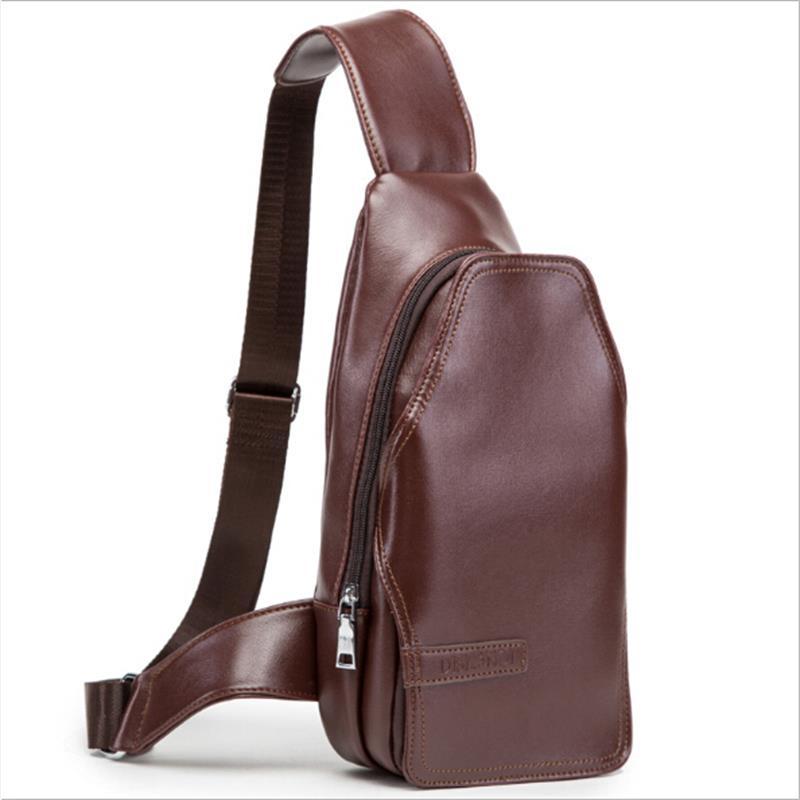 100% haute qualité nouveau paquet mâle poitrine Pack hommes sac cartable sac hommes Casual femme Sport sac bandoulière de marée de morte-eau AL017(China (Mainland))