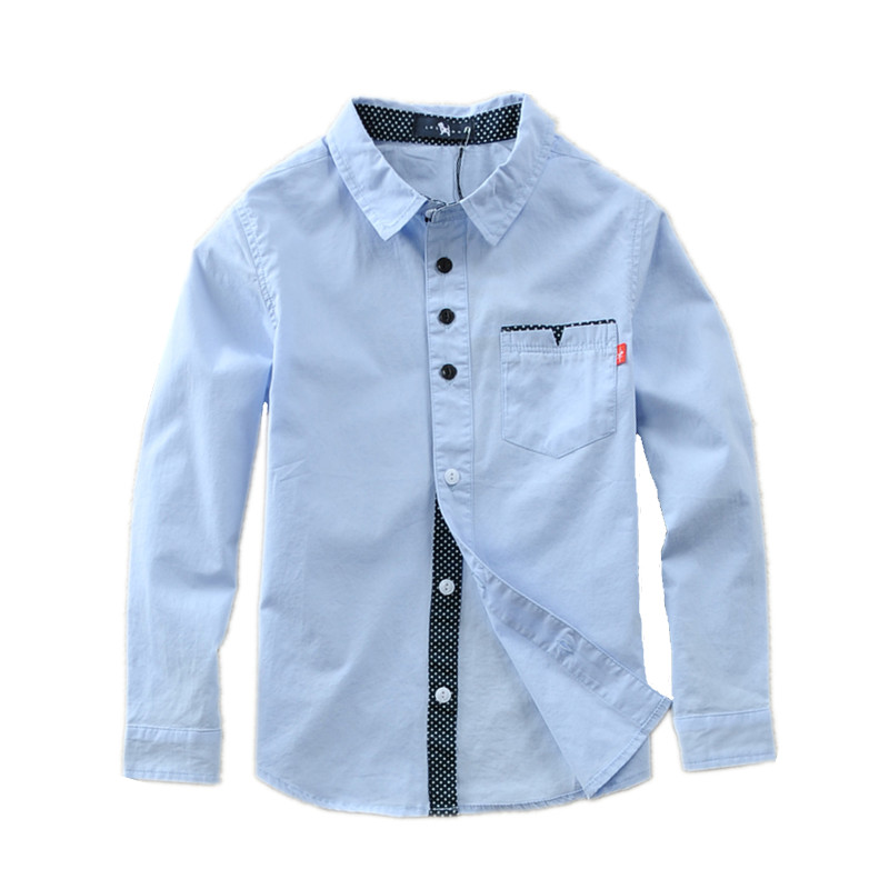 hot sale new arrival 2016 children boys shirts cotton 100
