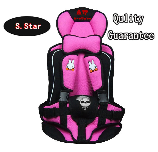 seat cover Car portable annbaby child safety baby car 0 - 4 Sparkle Star Super Market store