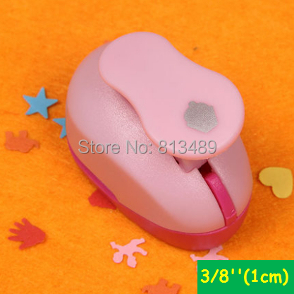 freeship icecream 3/8 1cm craft punch scrapbooking punches craft perfurador paper cutting machine  furador diy puncher 31719<br><br>Aliexpress