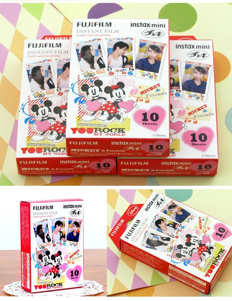Brand New Fujifilm Instax Mini Film Comic 10sheets For Polaroid Paper Read Before Buy