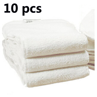 Free shipping 10pcs Washable reuseable Baby Cloth Diapers Nappy inserts microfiber 2 layers Soft and Breathable Modern Cloth(China (Mainland))