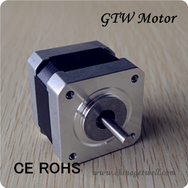 hot sale nema 17 stepper motor for 3d printer hybird