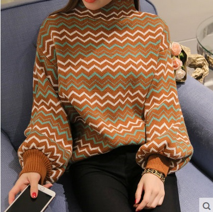 2017 Winter Women Oversized Cashmere Sweaters And Pullovers Pull Femme Turtleneck sweater knitted girls Lover Fluffy cashmere(China (Mainland))