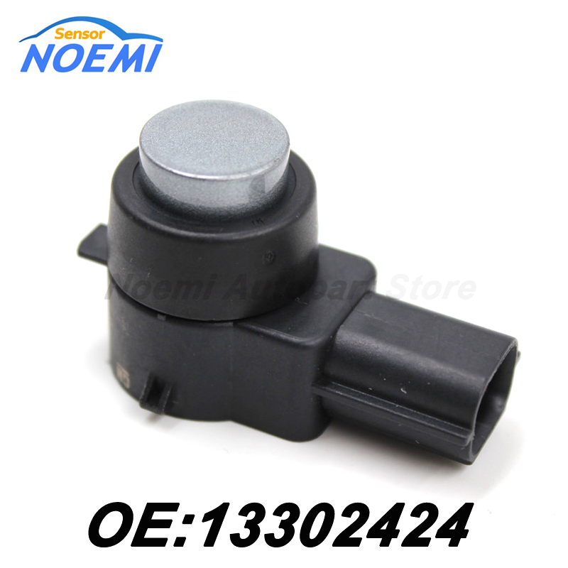 4 Piece PDC Parking Sensor DV 12V 13302424 Car Detector Distance Pressure Monitor System For Opel Cadillac GMC Buick(China (Mainland))