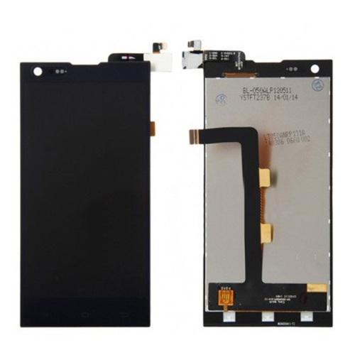 iPartsBuy Mobile Phone LCD Display + Touch Screen Digitizer Assembly Replacement for THL T100 / T100S(China (Mainland))