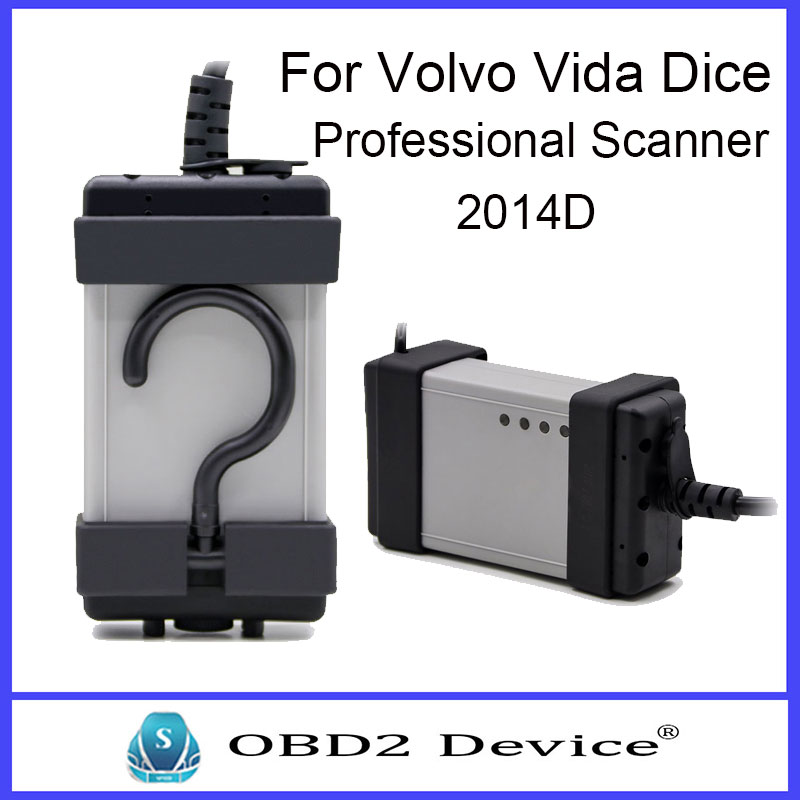 Hot Products Sale Version 2014D Vida Dice for Professional Universal Diagnostic Tool for With Diagnostic Scanner(China (Mainland))