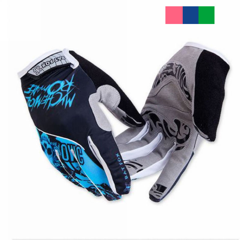 Super Sale! Cycling Gloves Rock Style Bike Bicycle 3D GEL Full Finger Glove For Winter 3-Color Size M/L/XL Drop Shipping<br><br>Aliexpress