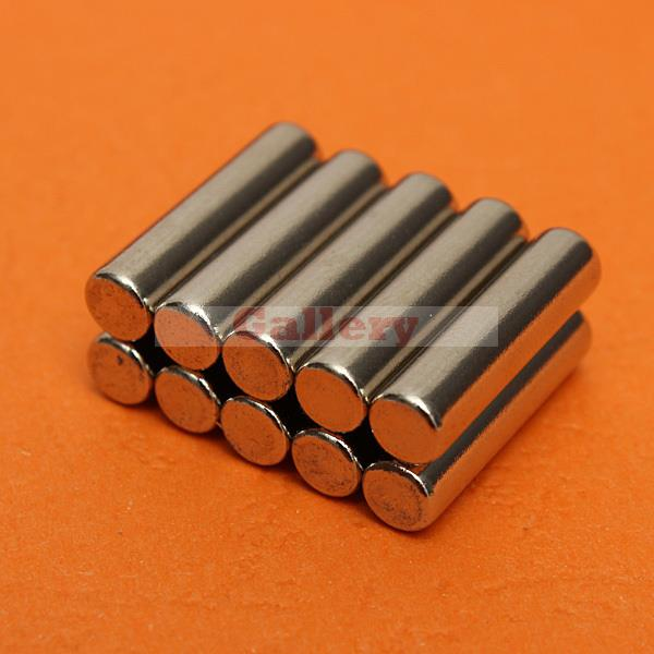2015 Limited Sale Iman Neodimio Aimant 30 Pcs/lot _ N42 Cylinder Neodymium Rare Earth Magnets 5mm X 20mm <br><br>Aliexpress
