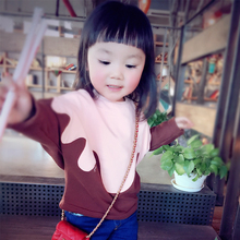 Spring Autumn Children s Sweatshirts Baby Clothing Ice Cream Design Boy Grils Casual Kids Clothes Cute