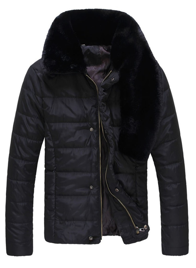 Winter Jacket Men 2015 Winter Clothes Brand Men Down Jackets Cotton Mens Wadded Jacket Man Winter