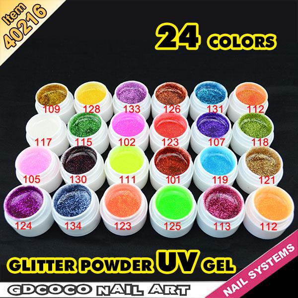 New nail products 2014  soak off uv&amp;led shinning gel  #40216w <br><br>Aliexpress