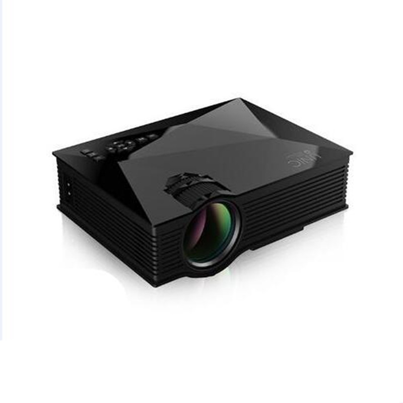 2016 Newest UNIC UC46 LED WIFI Portable Mini Pocket Projector,Built-in Ezcast Support IOS/Android System(China (Mainland))