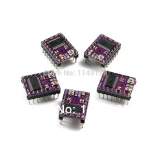 Geeetech 5PCS/LOT StepStick DRV8825 Stepper Driver Pololu Reprap 4layer PCB for 3D Printer Sanguinololu Prusa