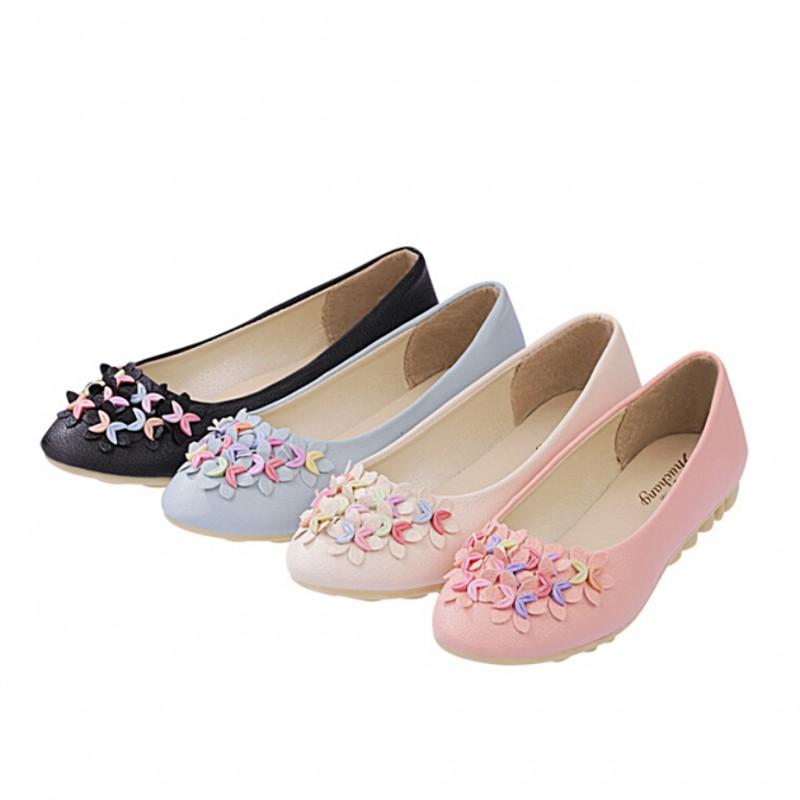 Designer Floral Shoes For Women