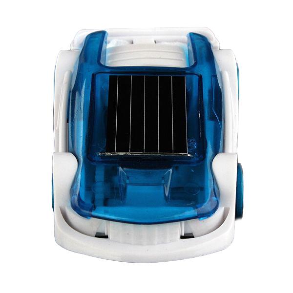 Mini Solar Power and Salt Water Hybrid Car(China (Mainland))