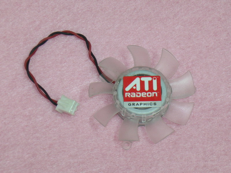 MAGIC MGA5012LR-O10 45mm Graphics / Video Card VGA Cooler Fan Replacement 39mm 12V 0.08A 2Wire 2Pin Connector(China (Mainland))