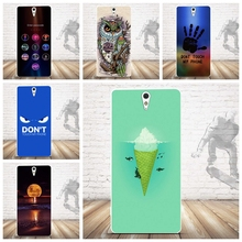 Buy Soft TPU Painted Soft TPU Back Case Sony Xperia C5 Phone Cases Cover Sony C5 Ultra/E5553/E5506 Silicon Bag Skin Shell for $1.50 in AliExpress store