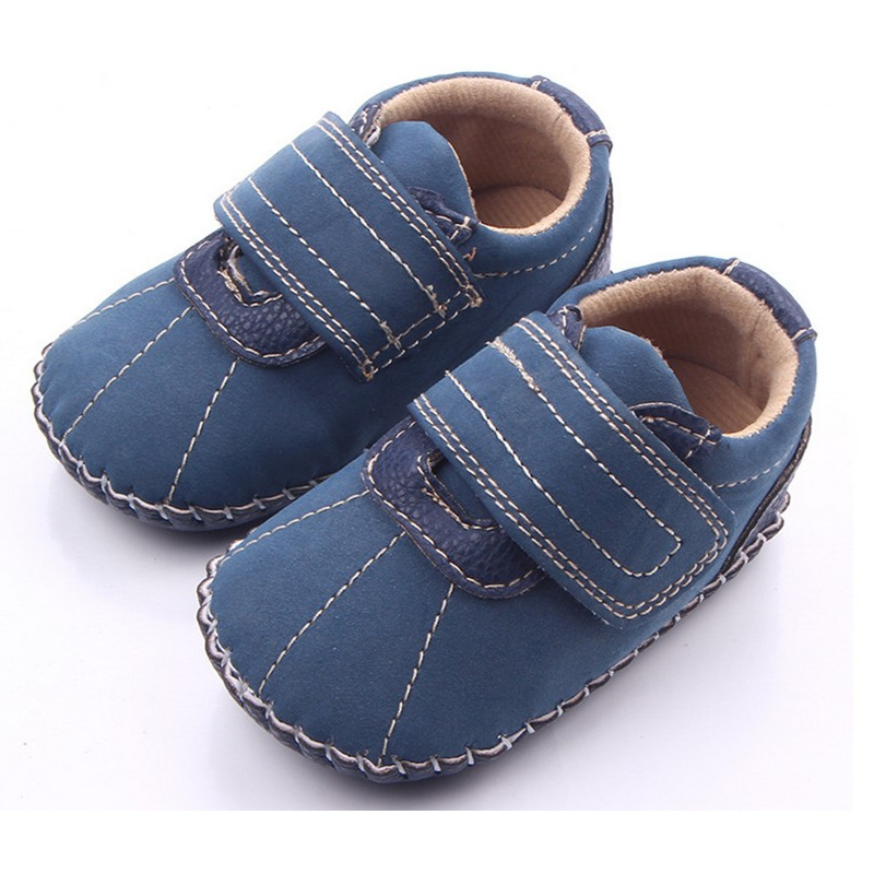 Infant Toddler Shoes 0 1 years Leather Baby Shoes First