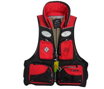 Professional snorkeling multifunctional multi-pocket life jacket fishing life vest fishing vest