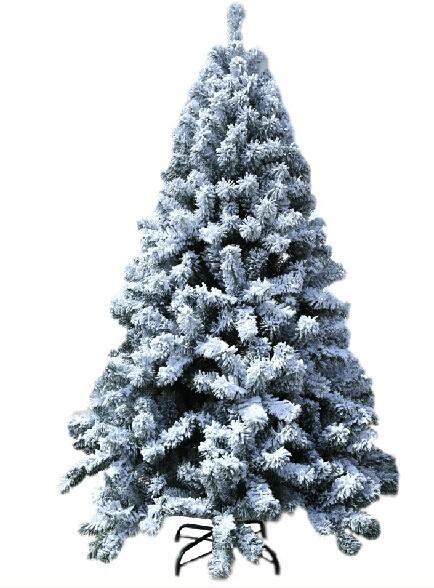 Искусственная новогодняя снежная ель 120 см. фото