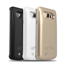 4200 Mah External Backup Battery Charger Cover Case for Samsung Galaxy Note 5 Rechargeable Power Bank Case