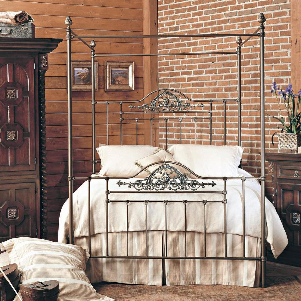 kl French wrought-iron beds iron bed simple beauty Single Beds 1.5 1.8 m R-7 Specials(China (Mainland))