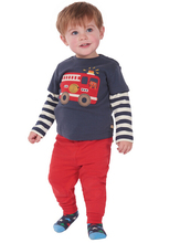 Buy 2017 new spring autumn baby boys t shirts Fireman Sam T shirt Firetruck cartoon casual children kids long sleeve t shirts for $5.94 in AliExpress store
