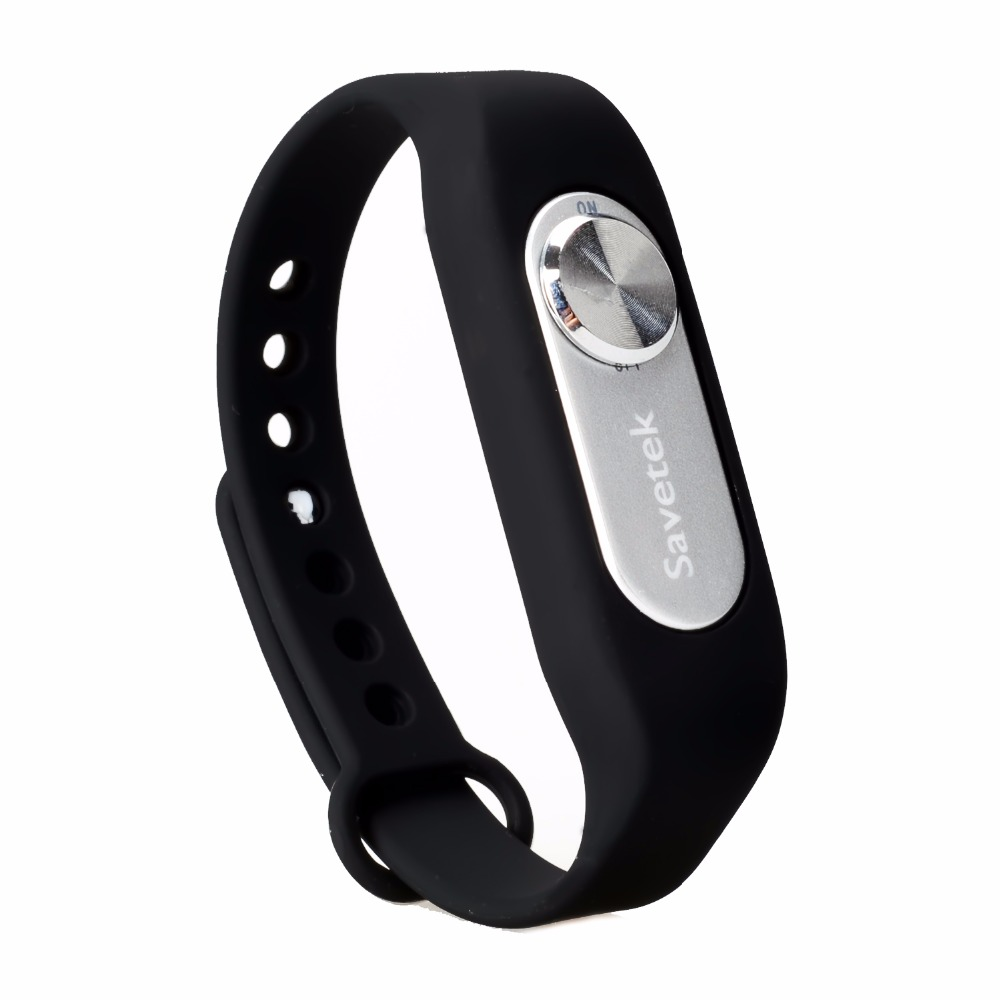 Savetek 2015 Fashion Wristband Voice Recorder MINI USB PEN 8GB Digital Audio Voice Recorder 70hours Recording(China (Mainland))