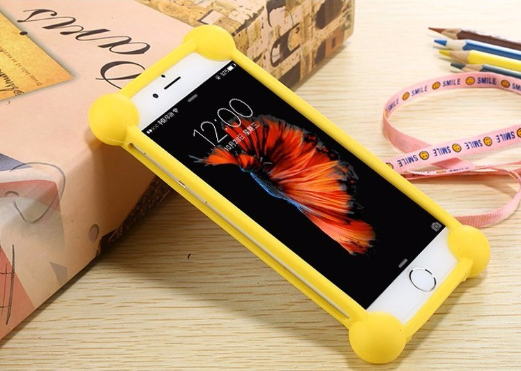 New 3D Minions Silicone Case Cover For Alcatel Pop Star LTE Alcatel One Touch Pop Star 3G 5022X 5022D 5022 Back Cases Covers