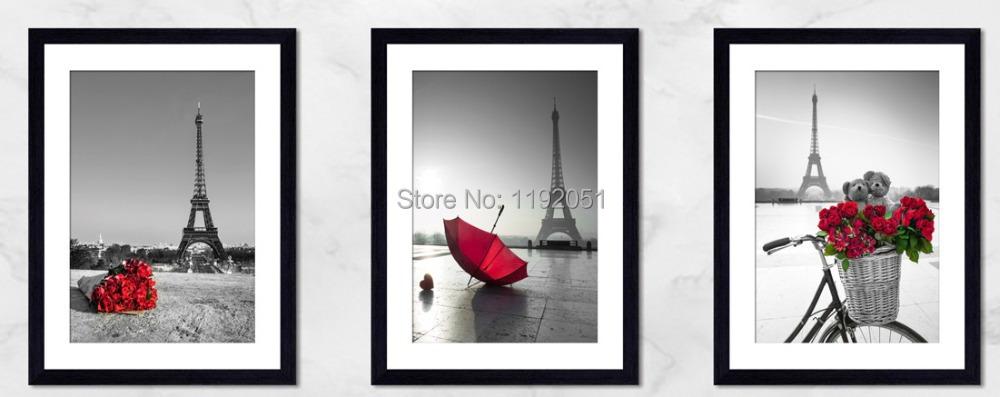Achetez en gros rouge parapluie peinture en ligne des for Artistic argentinean cuisine