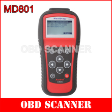 Multi - langue MD801 = JP701 + EU702 + US703 + FR704 Autel diagnostiquer Major véhicules MaxiDiag Pro MD 801 livraison gratuite(China (Mainland))