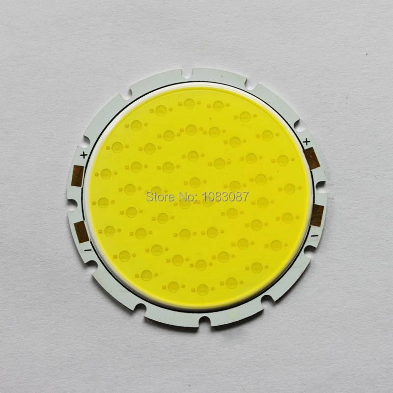 Free Shipping   Hot sale!!! 30W COB surface light source ,48mm diameter ,60pcs led chips  genuine High Brightness Taiwan  chip<br><br>Aliexpress
