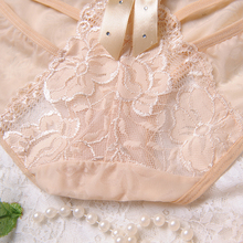 Hot Selling Cute Women Sexy Lace V string Briefs Panties Thongs G string Lingerie Underwear