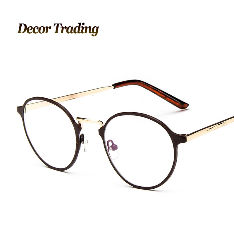 Aliexpress.com : Buy Cute Vintage Women Round Glasses ...