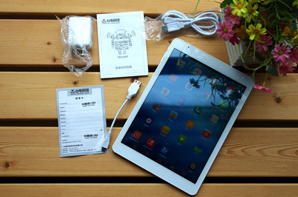 2015 New Teclast P98 3G Phone Call Tablet PC Octa Core MTK8392 9 7 inch Retina