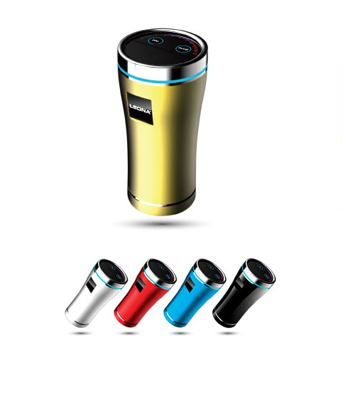 New Arrival 10W Portable electric air cleaner purifier best for the study room and Kids room(China (Mainland))