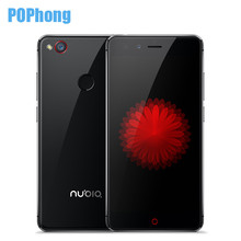 2016 NEW Original ZTE Nubia Z11 Mini Cell Phone Octa Core 5 inch 3GB RAM 64GB ROM Snapdragon 617 Android 4G LTE Dual SIM 16.0MP(China (Mainland))